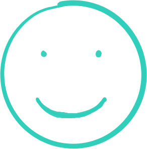 light-teal-happy-face