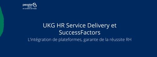 HRSD SuccessFactors