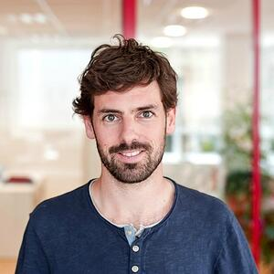 Thibaut Decaudain, manager PeopleDoc Next