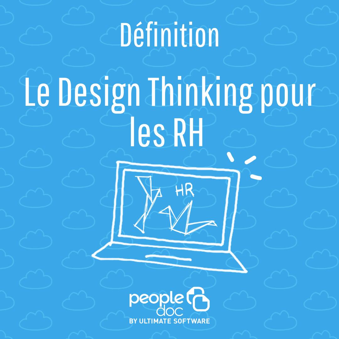 Le Design Thinking pour les RH