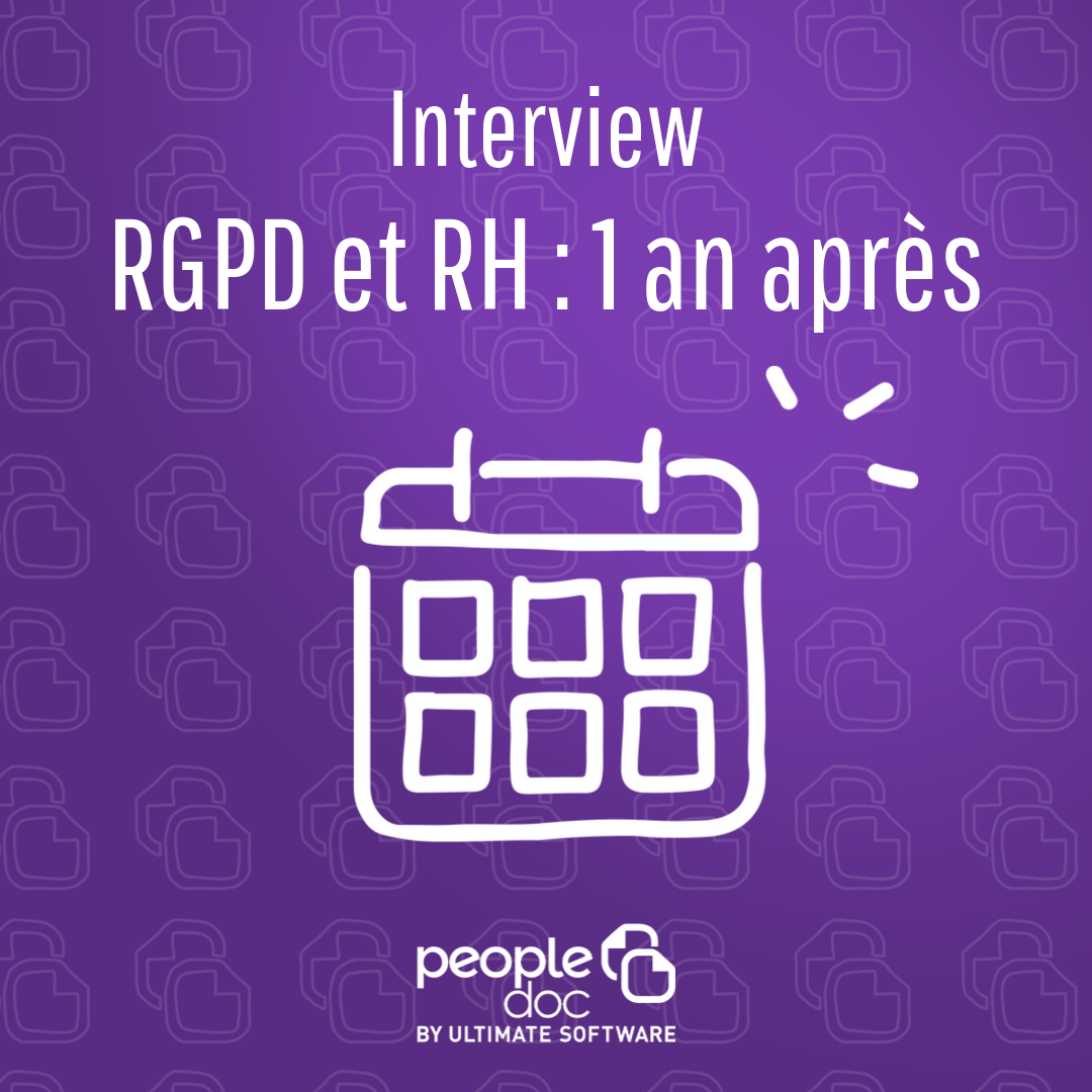 RGPD et RH : 1 an après