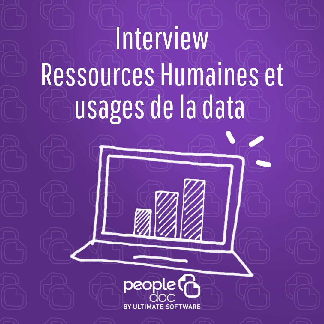 Ressources Humaines et usages de la data