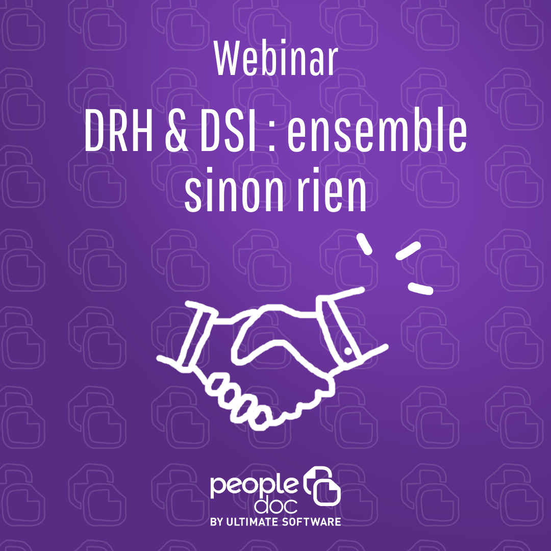 [Webinar] DRH & DSI : ensemble sinon rien