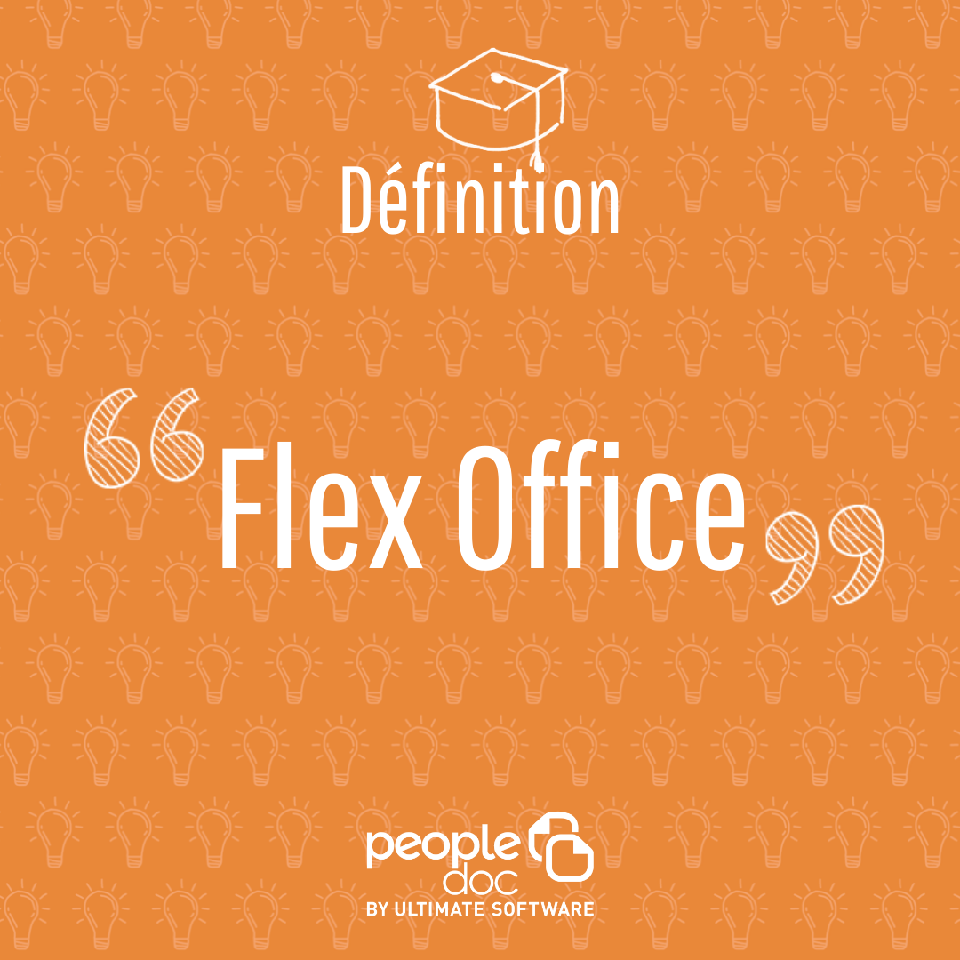 Le Flex Office : définition et exemple