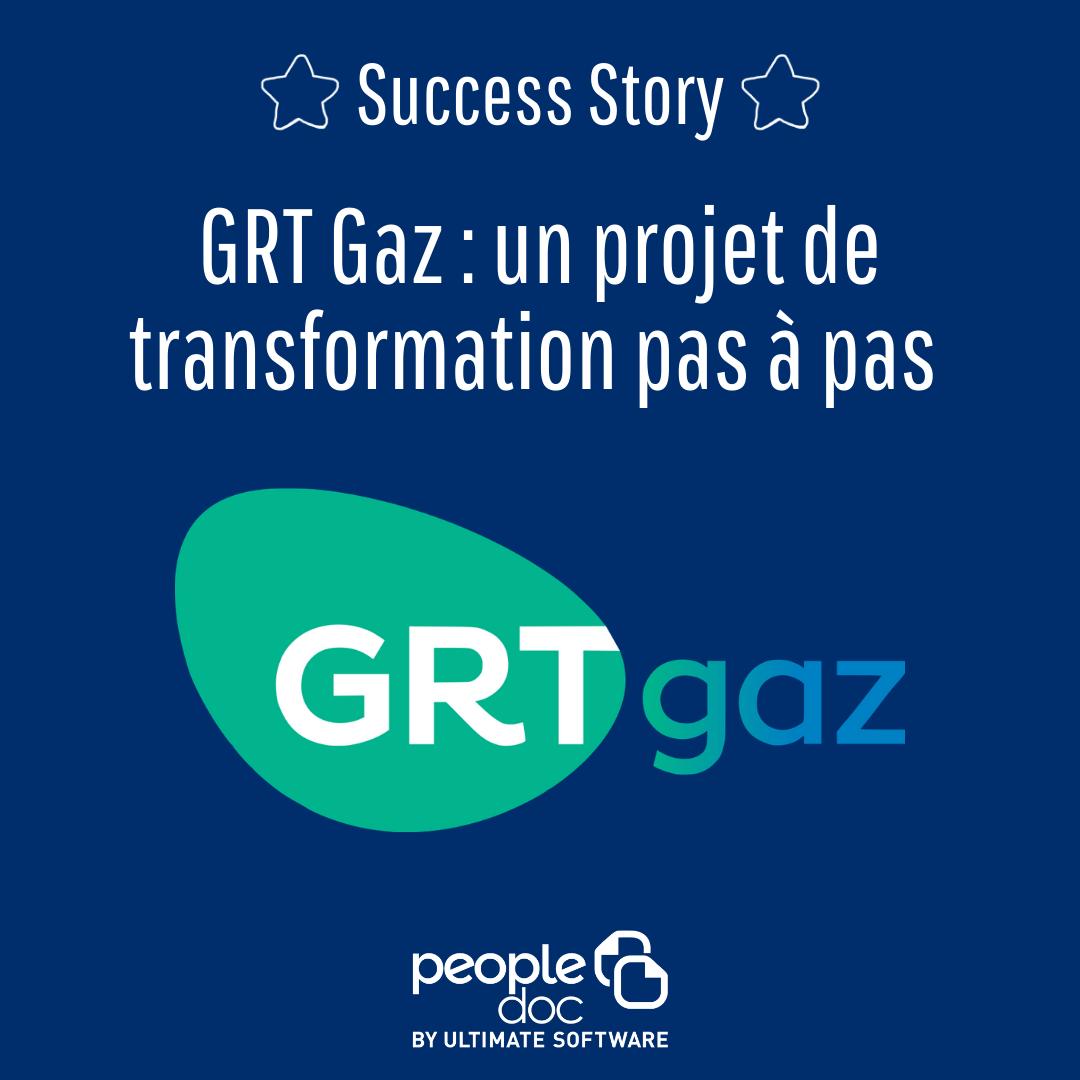 GRT Gaz : un projet de transformation digitale RH pas à pas
