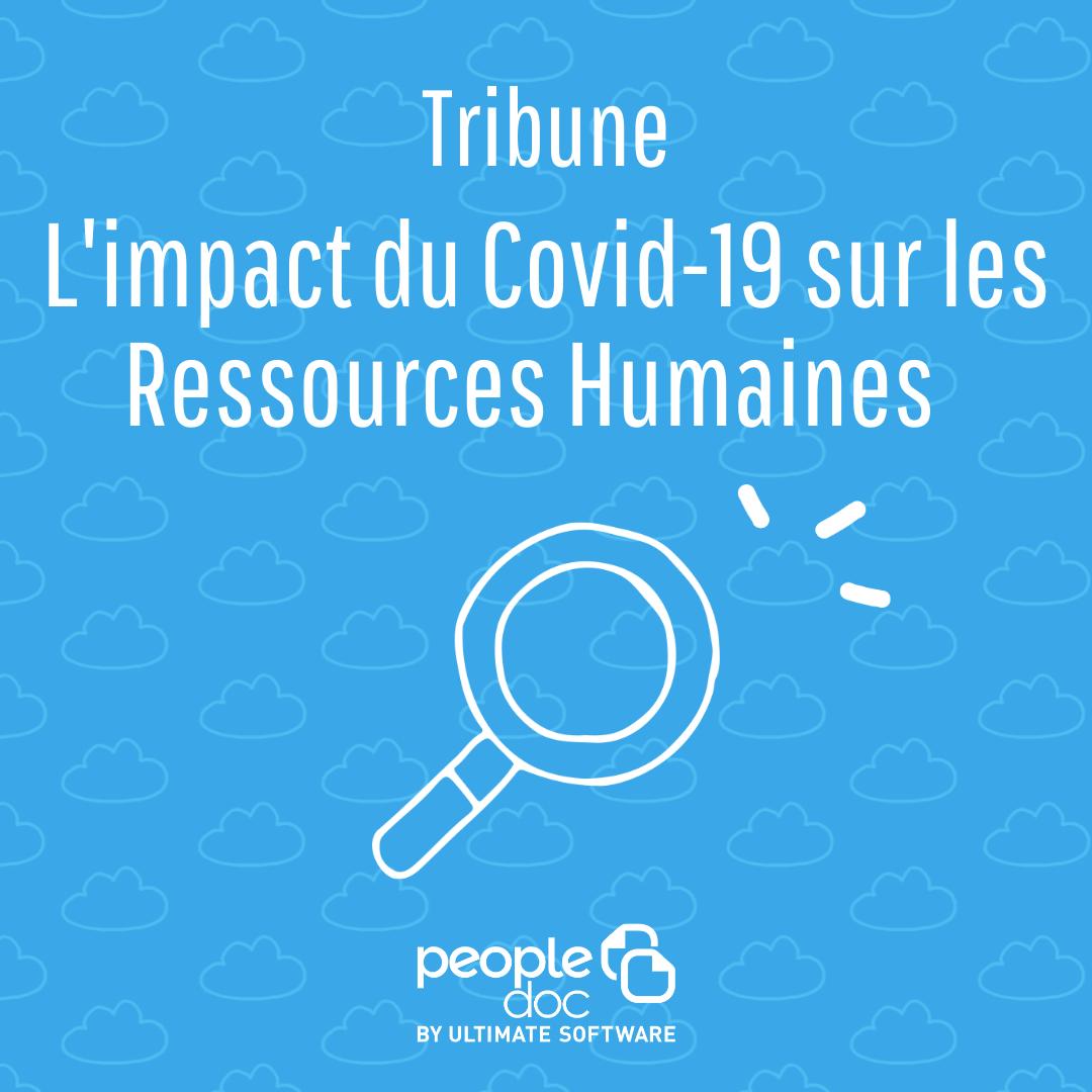 L'impact du Covid-19 sur les Ressources Humaines