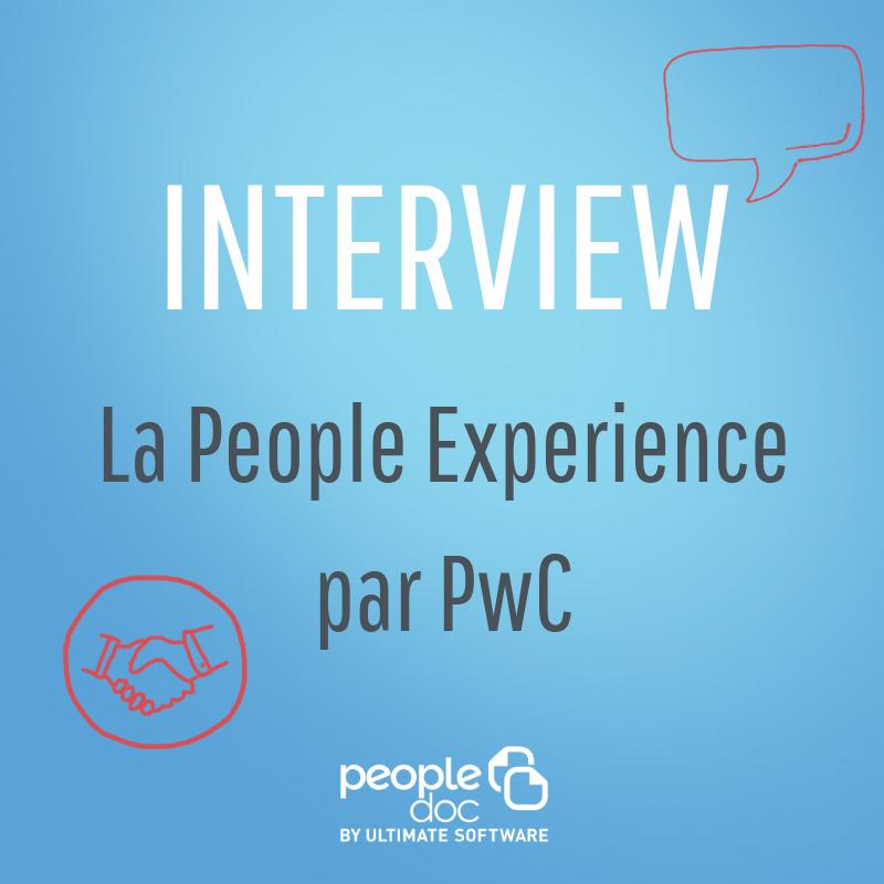 La People Experience par PWC