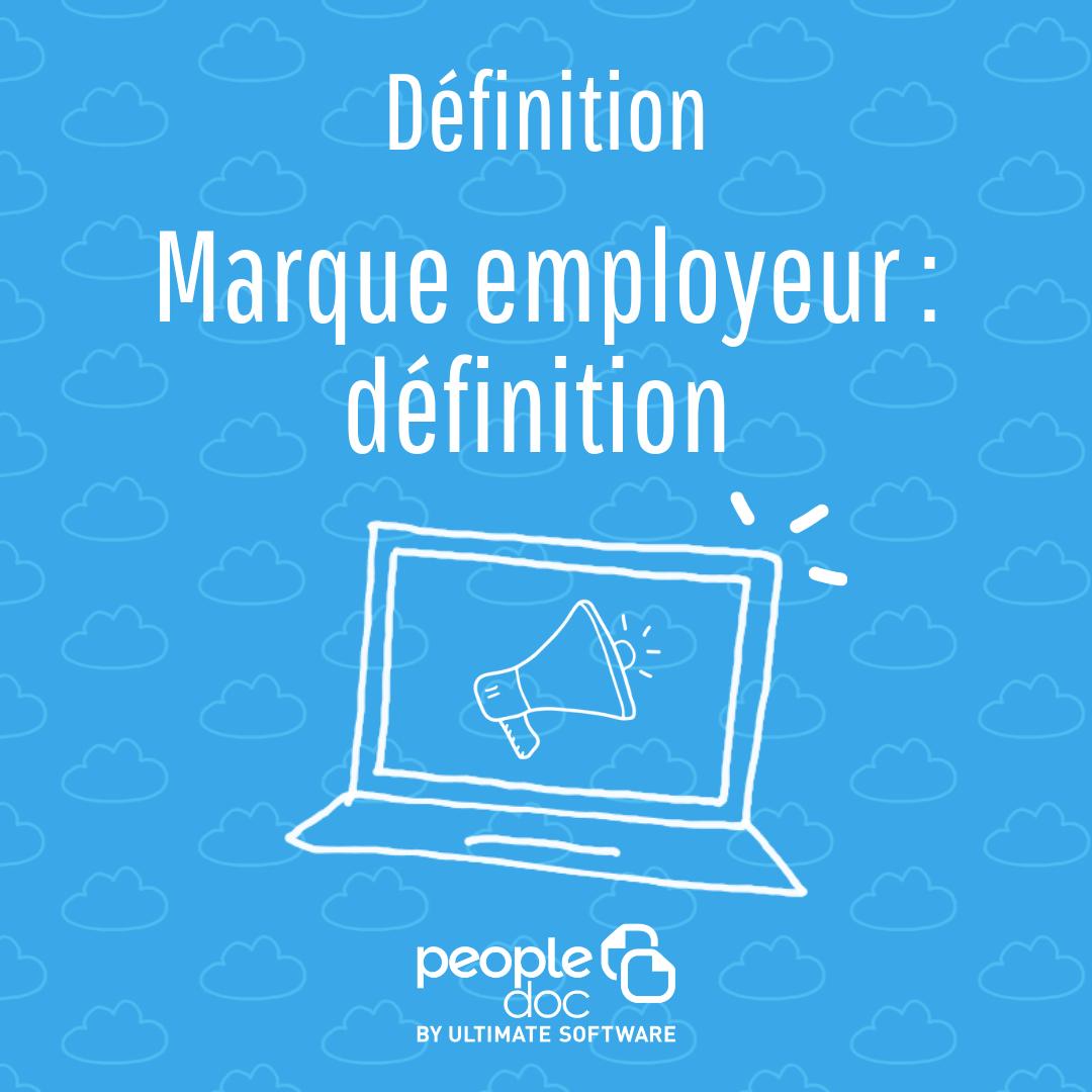 La marque employeur : définition