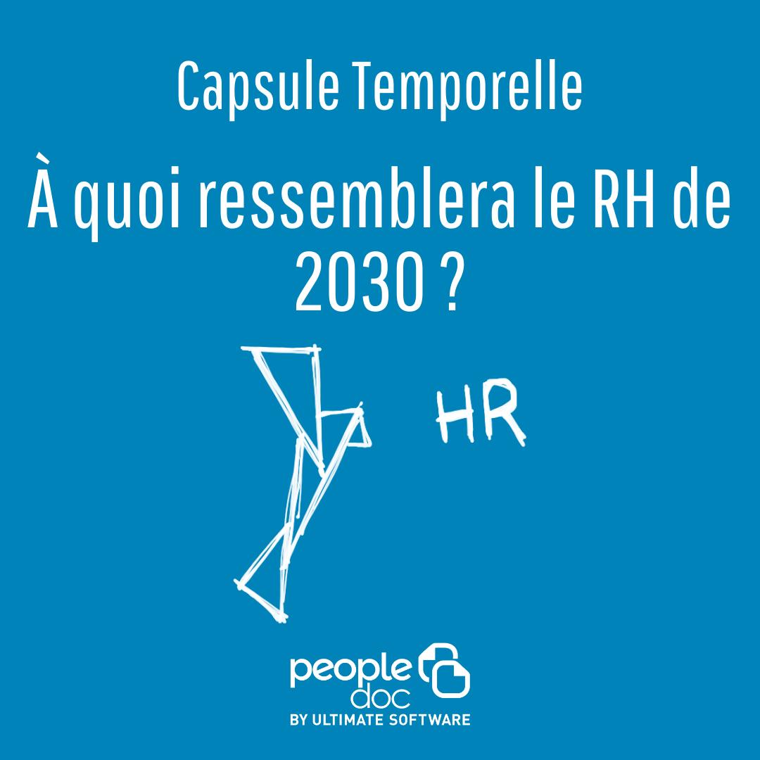 Microtrottoir - À quoi ressemblera le RH de 2030 ?