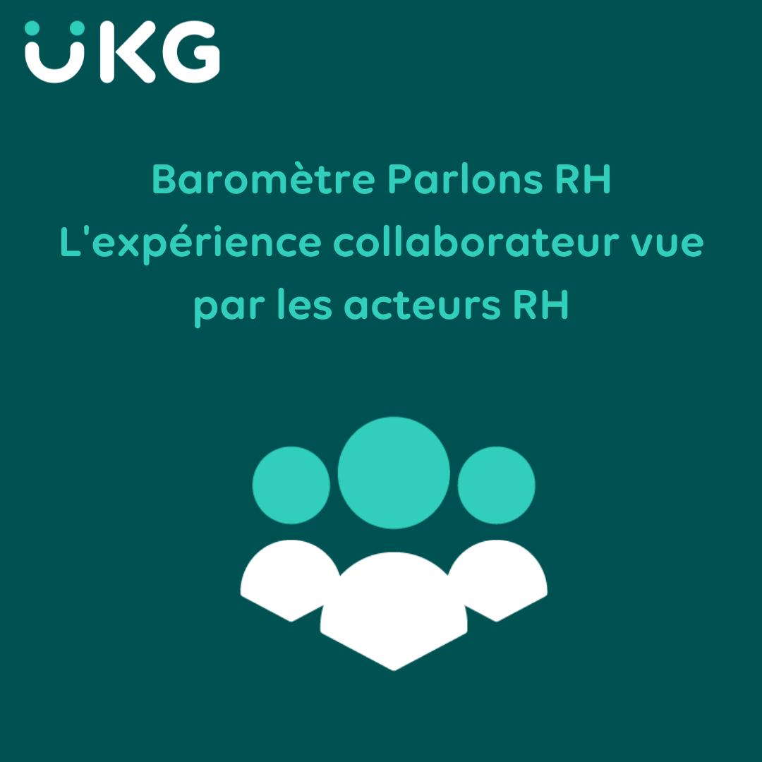 4e édition du Baromètre de l'expérience collaborateur