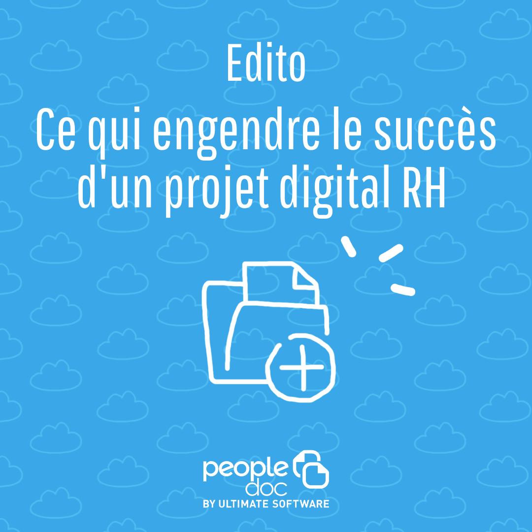 Ce que les RH doivent anticiper avant de lancer un projet de transformation digitale RH