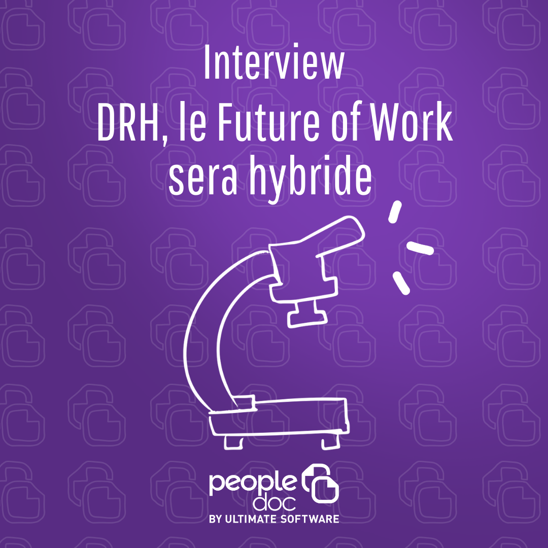 DRH, le Future of Work s'annonce hybride